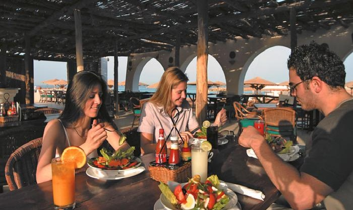 Eating and Drinking in Hurghada
